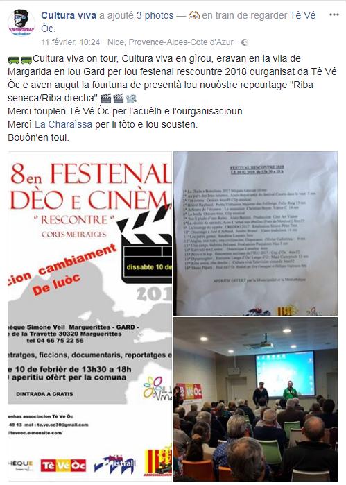 Revista de premsa cultura viva fb